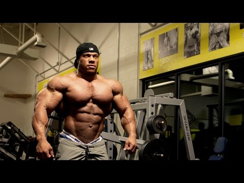 Phil Heath Motivation 2015