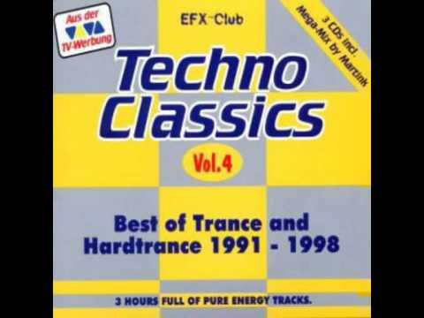 Techno Trance Hardtrance Classics Vol.4 1991 - 1998 Megamix incl. Playlist