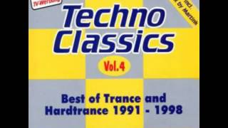 Techno Trance Hardtrance Classics Vol.4 1991 - 1998 Megamix incl. Playlist
