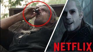 ¿Qué Cosa bebía Geralt?   The Witcher