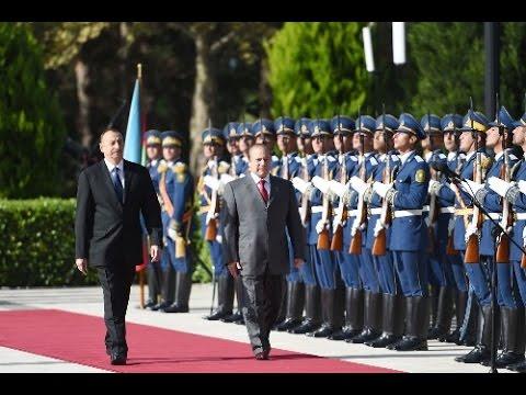 PM Nawaz Sharif Received King-like Welcome in Azerbaijan | Dunya News