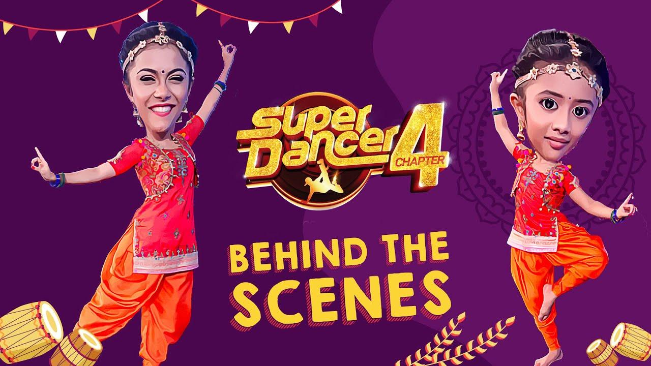 Super Dancer 4 -  Pratiti's Birthday - Behind The Scenes - Swetha - #Pratha - सुपर डांसर 4