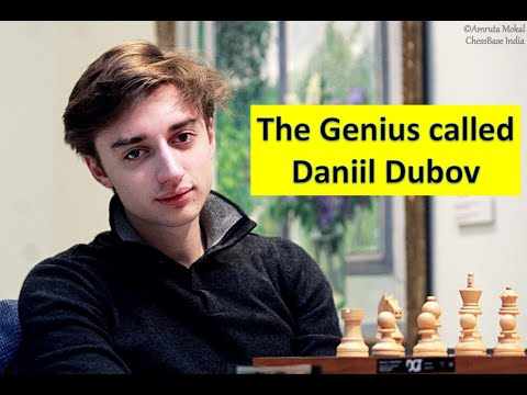 This is the reason why Magnus Carlsen is inspired by his play - The amazing Daniil Dubov