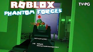 WE OWN THIS HILL!! GET OUT OF HERE! | Roblox Phantom Forces w/ChrisATM