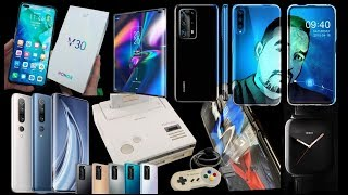 Galaxy Z Flip faulty, Honor V30, Realme X50, iPhone SE2,  Huawei P40 Pro, Oppo Watch - EP#2