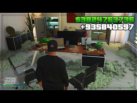 GTA 5 DLC UPDATE! $30,000,000+ WORLDS MOST EXPENSIVE CEO OFFICE!! (GTA 5 ONLINE DLC GAMEPLAY)