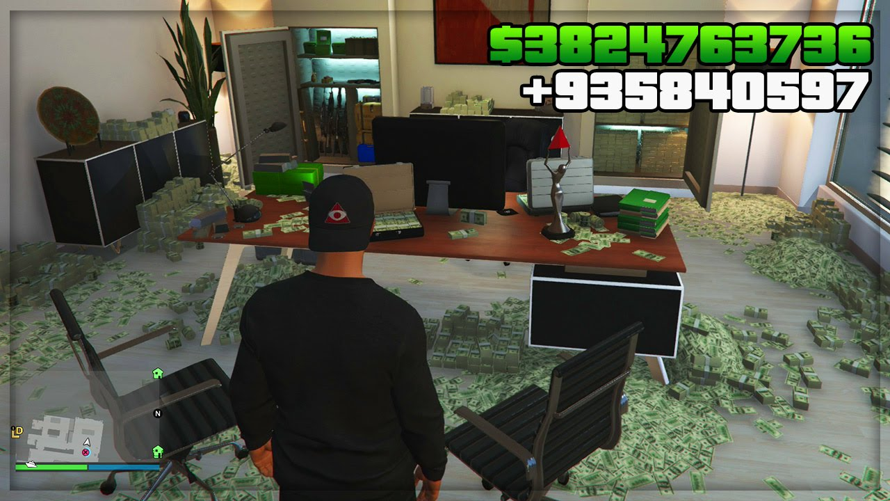 how to sell a business in gta 5