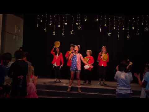 Shoalcreek Elementary Variety Show 2018: The Greatest Shoalman