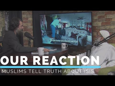 A Muslim tells his father he joined ISIS, WATCH what happens Next!