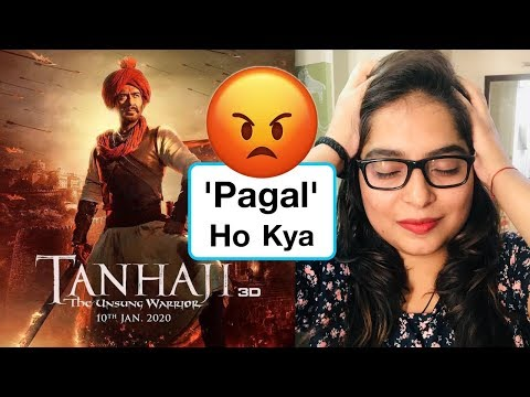 Tanhaji Trailer 2 REVIEW   Deeksha Sharma
