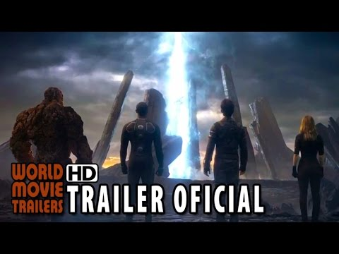 Trailer do filme Quarteto fantástico