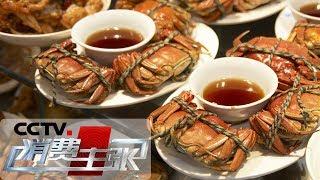 《消费主张》 20190926 2019金秋螃蟹消费调查(上)| CCTV财经