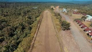 xstol airstrip in indonesia p 750