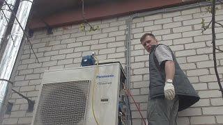 видео ремонт кондиционера | видеo ремoнт кoндициoнерa