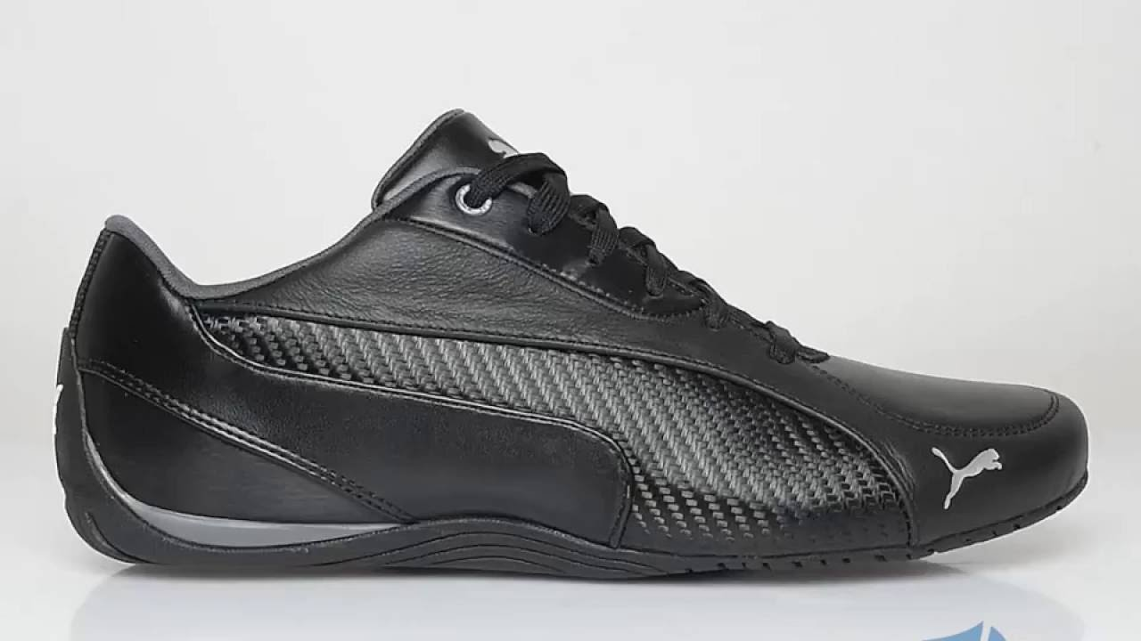 Puma Drift Cat 5 Carbon Men - Sportizmo - YouTube 99cc6844349ed