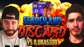 SEARCH AND DISCARD vs iLUKASx100 - HERO TOTS and MOTM cards on the line!!! FIFA 15 Ultimate Team