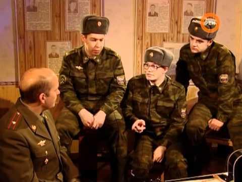 Сериал Солдаты - YouTube