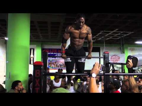 Calisthenics Workout Motivation with Supreme Akeem