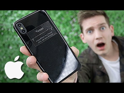 I Got The Iphone 8 EARLY!! (Unboxing)