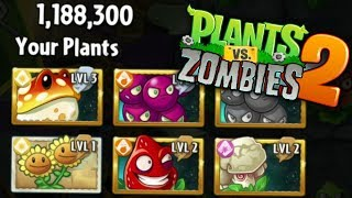 Plants vs Zombies 2 - 1mln+ BATTLEZ