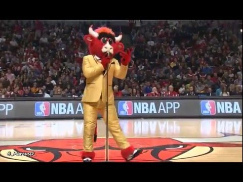 Mashup with Benny the Bull