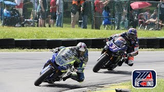 MotoAmerica Rewind: VIR EBC Brakes Superbike Race 2 - As Seen on FS2
