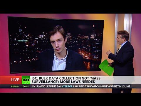 GCHQ Bulk Data Collection 'Not Surveillance' –Parl. Committee