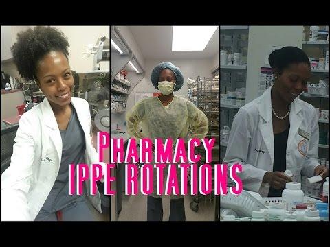 Pharmacy School - IPPE Rotations| Dr. Derri #2