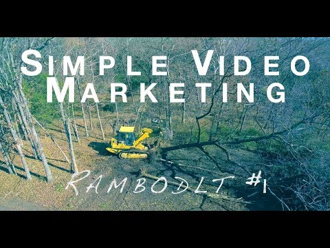 Simple Marketing Videos - Clearing & Leveling