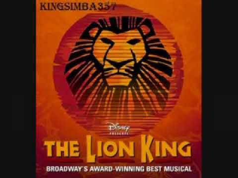 The Lion King On Broadway Grasslands Chant Youtube