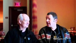 LaughFest with Colin Mochrie, Brad Sherwood & Leann Arkema | Pure Michigan