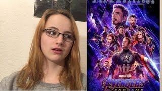 Avengers Endgame Trailer 2 Reaction   BritishBookBuyer