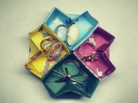 DIY Gift Box Idea | Lovely Paper Craft | Creative DIY