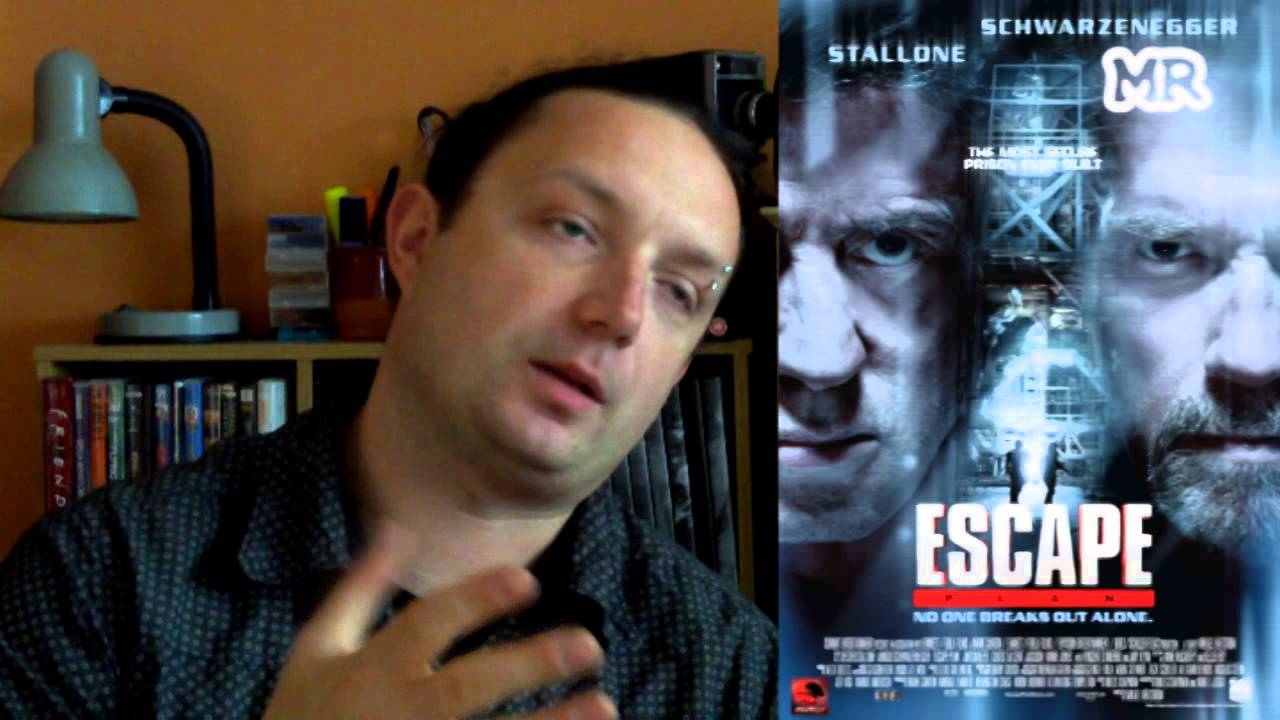 Escape plan - Recenzja Filmowa