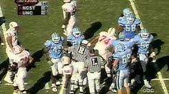 2000.10.14 NC State Wolfpack at North Carolina Tar Heels Football
