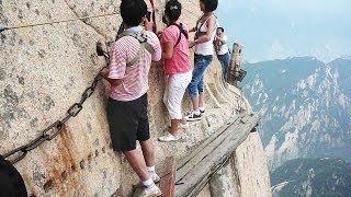 أخطر 10 أماكن سياحية يزورها الناس حول العالم