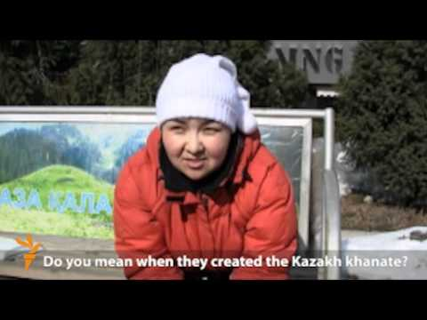 Would You Pass The Kazakh Language Test?