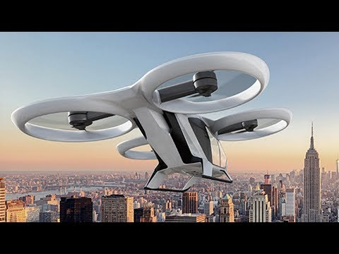 Amazing Top 10 Air Taxi Of Future You Must Know