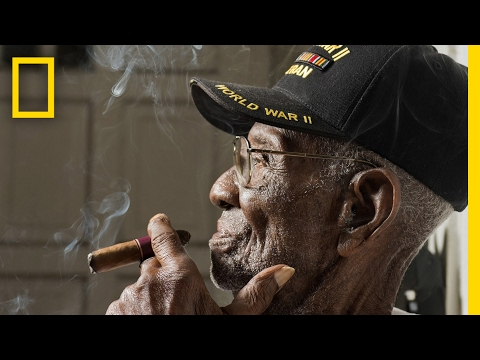 109YearOld Veteran and His Secrets to Life Will Make You Smile | Short Film Showcase