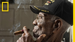 109-Year-Old Veteran and His Secrets to Life Will Make You Smile | Short Film Showcase thumbnail