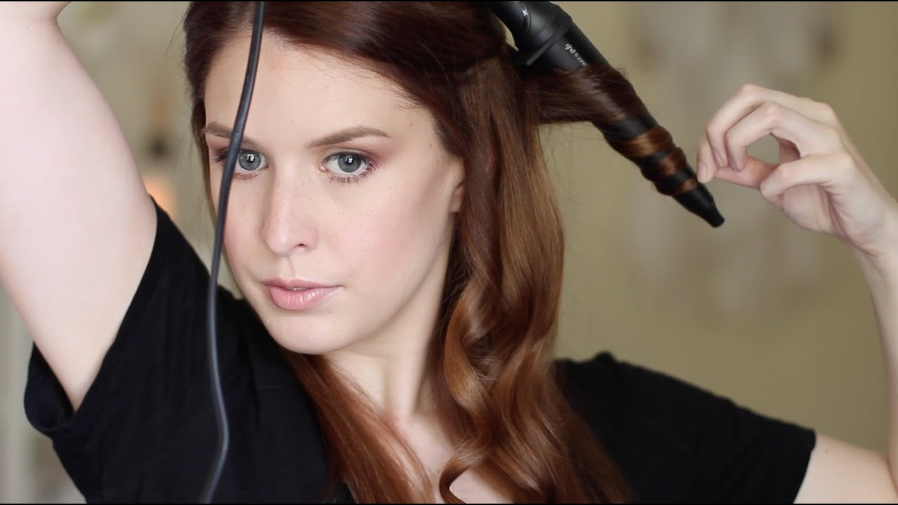 Everyday Waves Tutorial Ghd Creative Curl Impressions