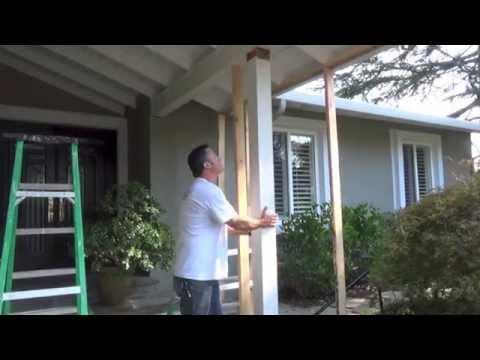 Termite Post/Beam Replacement-DIY