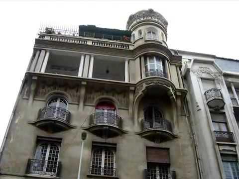 Art Deco in Casablanca