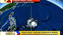 PAGASA: Dodong could become supertyphoon