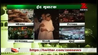 Eid Mubarak : Muslims celebrate Eid al-Fitr across the country