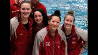 2017 SUNYACs: Day 1 - Night Session - Cortland Swimming & Diving