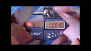 0.00005in Digital Micrometer HD