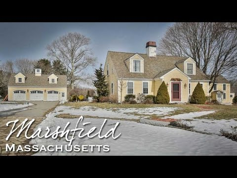 Video Of 780 Careswell Street | Marshfield, Massachusetts Real Estate & Homes