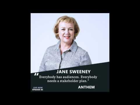 Jane Sweeney - Anthem - EPISODE 85