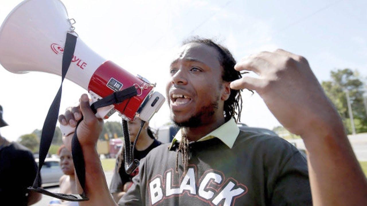 Black Lives Matter Activist Muhiyidin d'Baha, Who Grabbed Confederate Flag, Shot Dead in New Orleans